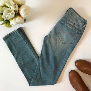 Bullhead Skinny Jeans EUC 7 R